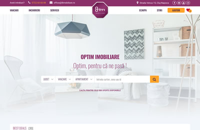 Website 8 Imobiliare