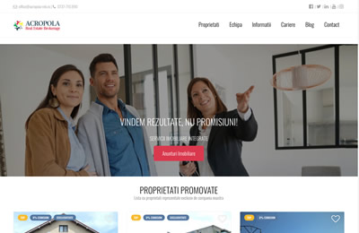 Website Alliance Imobiliare