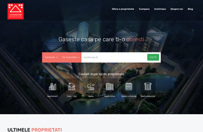 Website 21 Imobiliare