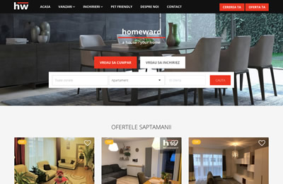 Website Hw Imobiliare