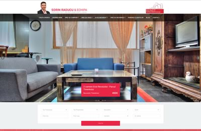Website Sorin Raducu - Renet
